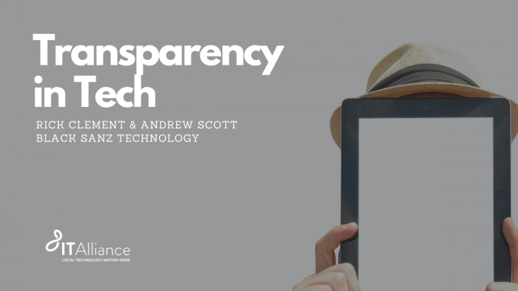Transparency in Tech