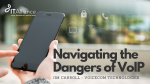 ITA Blog_ Navigating the Dangers of VoIP
