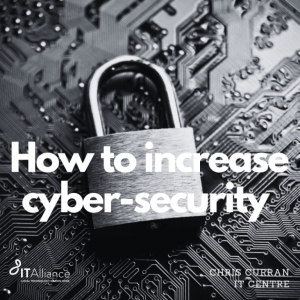 Cyber Security – The Risks and what you can do.